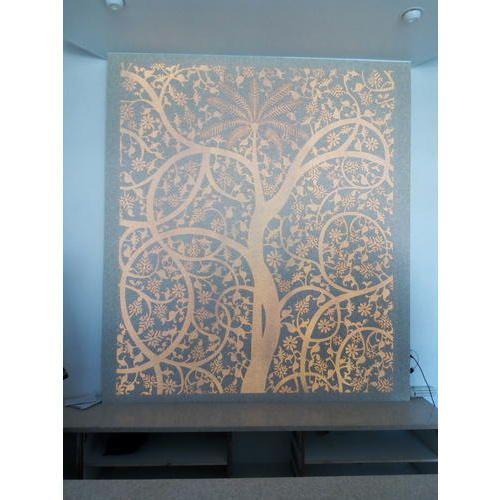 Backlit Wall Panel At Rs 1195 Square Feet Wall Panels