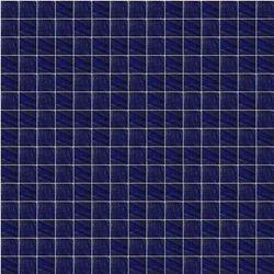 D113A Blue Decora Plain Color Glass Mosaics