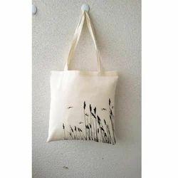 Printed Ladies Cotton Bag