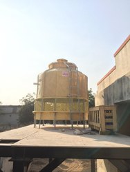 Three Phase Indused draft cooling tower