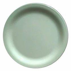Viva White Melamine Dinner Plate, Size: 10 Inch