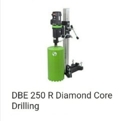 Eibenstock DBE 250 R Diamond Core Drill Machine