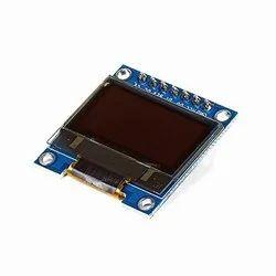 0.96 Inch 6pin 128X64 White OLED Display Module