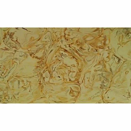 Rococo Decor Alabaster Sheet Size Dimension 8x4 Feet Rs 1050