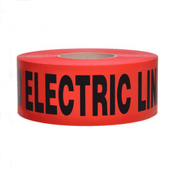 Underground Electrical Caution Tape