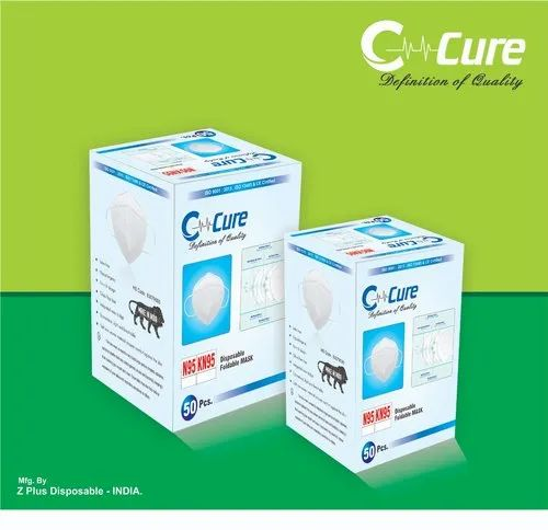 C-Cure KN95 Protection Mask for Corona-Virus and Germ Protection