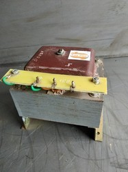 Single Phase Resin Cast Control Transformer