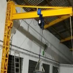 Pillar Mounting Jib Crane