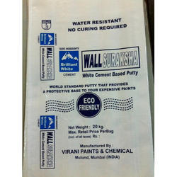 Wall Putty PP Laminated Bag