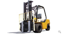 Diesel Heavy Duty Forklift 5ton to 15 Ton ( For MP Region )
