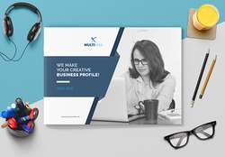7 Working Days Website Company Profile Design Service, In Pan India