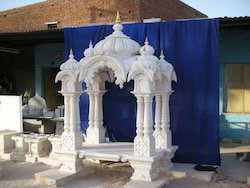 Handicraft Marble Temple