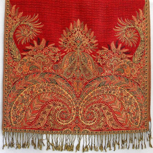 81c405938c Embroidered Kashmiri Shawl at Rs 350 /piece | Lajpat Nagar 4 | New ...