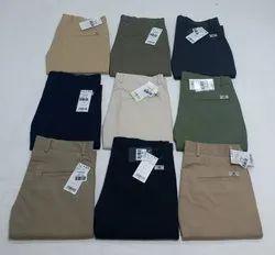 H.E. Mango Slim Fit Chino Trousers