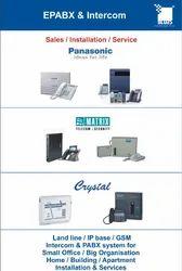 EPABX & Intercom