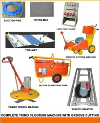 VDF Flooring Services ( Flooring Machine )