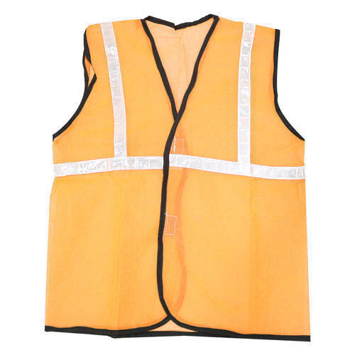 Industrial Safety Jacket, Size: Small