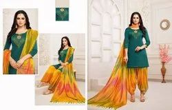 Designer Patiala Dress