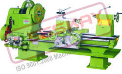 Semi Automatic Horizontal Heavy Duty Lathe Machines KEH-6-500-125-600