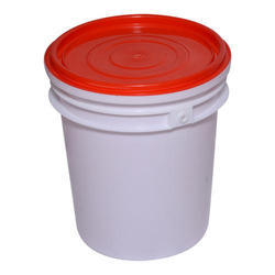 Paint Plastic Container