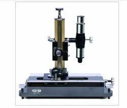 Vertical Transverse Microscope