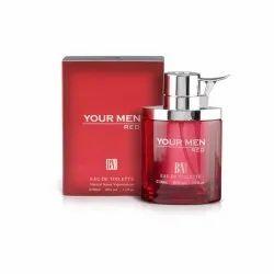 Your Men Red Eau De Toilette