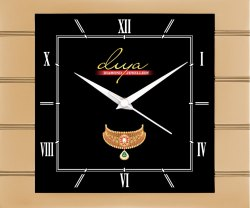 Customized Plastic Wall Clock