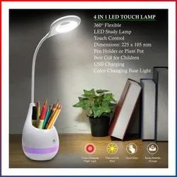 4 in 1 LED Touch Lamp