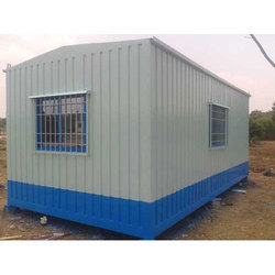 Color Coated Portable Cabin