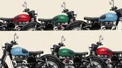 Royal Enfield Redditch Colourways Bikes