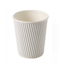 Paper White Disposable Coffee Cup