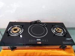 FARM HOT Induction Cook-Top Hybrid Model, Size: Standard