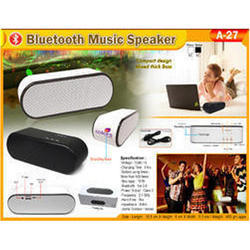 Bluetooth Music Speaker, Model No.: A27, Packaging Type: Box