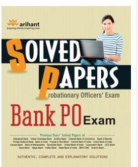 Bank Po Solved Papers Book