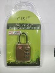 Travelling TSA Lock For Luggage