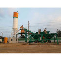 Electric Concrete Batching Plant