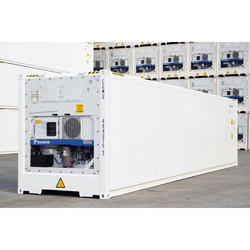 Portable Refrigerated-Reefer Container Rental Service