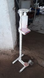 Foot operated Sanitizer / Hand wash Stand