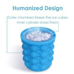 Silicone Ice Bucket (Itn-728-118)