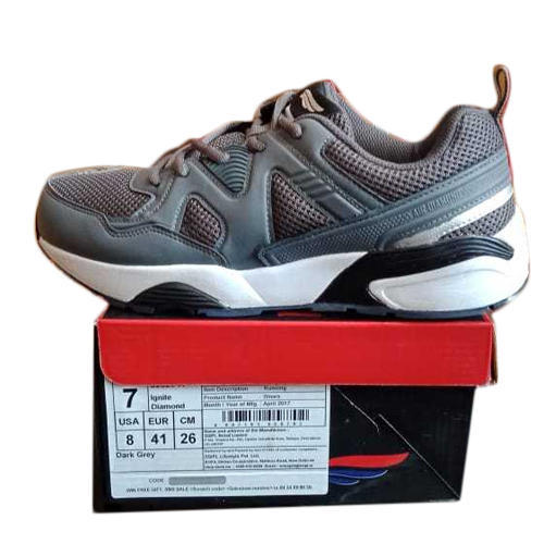 Mmojah Men Gray Sport Shoes, Size: 6-10