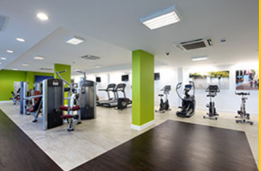 Gyms Interior Designing Services In Techzone Iv Greater Noida