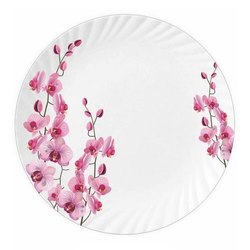 Melamine Printed Dinner Plate