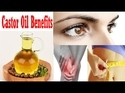 Eyebrow Growth Castor Oil