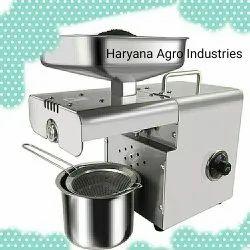 Domestic Oil Pressing Machine