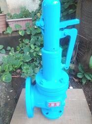 Safety Relief Valves ( Lever Operated)