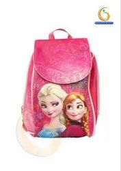 Polyester Printed Girls School Bag, For School,Tutions
