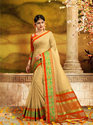 Exclusive Silk Saree With Blouse By Parvati Fabric