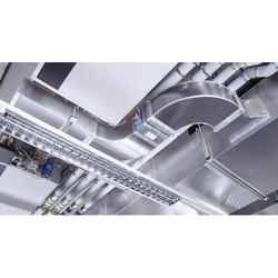 Daysun Aircon Stainless Steel Fabricated Duct