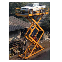 Liftrofab Heavy Duty Scissor Car Lift