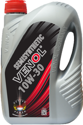 VENOL SEMISYNTHETIC ACTIVE 10W-30